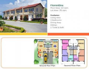 Camellia Siena Villas, Bacoor Cavite